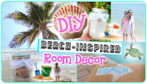 Small Picture DIY Beach Inspired Room Decor YouTube