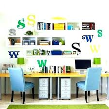 home office designs for two. Creative Home Office Spaces Designs For Two  Space Ideas Small . N