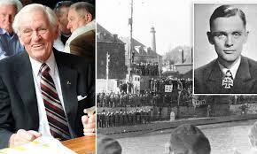 「Reinhard Hardegen funeral」の画像検索結果