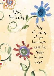 Afh137 Sympathy Card