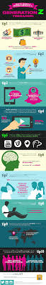 Gen Z Graphic Design Trends Generation Z Characteristics 5 Infographics On The Gen Z