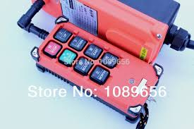 F21 E1B 220VAC 8 Channels <b>Industrial Remote Controller switch</b> ...