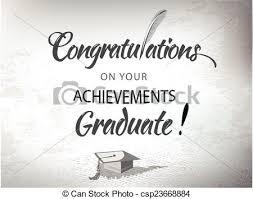 congratulations to graduate congratulations graduate with morta congratulations vector