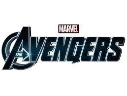 avengers logo font sticker marvel png...