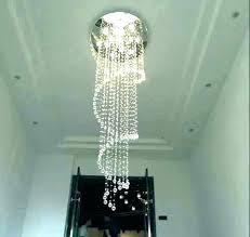 foyer crystal chandelier foyer crystal chandelier unique foyer crystal chandelier or spiral crystal chandelier modern full