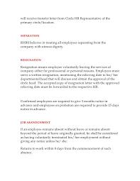 Job Abandonment Letter Stunning 44 Hrreliance