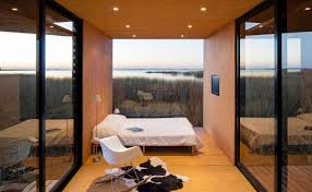 Off The Grid Prefab Homes Minimod A Prefab Off Grid House By Mapa Architects