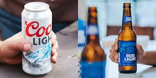 March Madness Bud Light You Can Score A Free Beer Every Time Bud Light Insults Coors