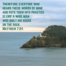 Matthew 7:13-29 – Calvary Chapel Dayton (Beavercreek), Ohio;  non-denominational church, verse by verse teaching