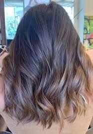 spring hair color ideas 2021 brown