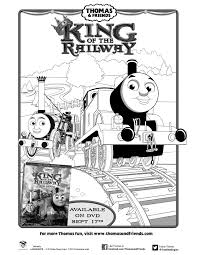 Free Thomas The Train King Of