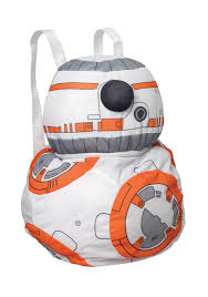 Bb8 Light Up Backpack Bb8 Clipart Plush Bb8 Plush Transparent Free For Download