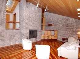 Should I paint some of my interior brick walls?
