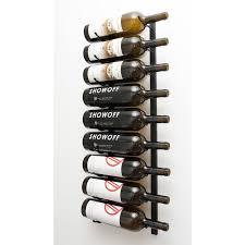 wall mounted wine rack. Wall Series Bottle Mounted Wine Rack Intended