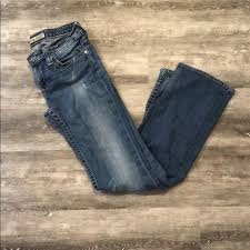 Big Star Size Long Maddie Boot Jeans