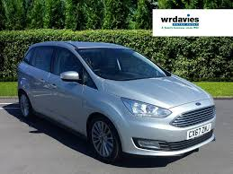 ford grand c max 10 on 2 0 tdci anium 05 15 5d wr davies anglesey