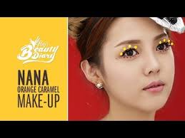 pony s beauty diary nana cover makeup with subs nana cover makeup