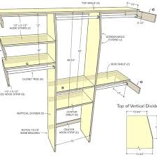 super standard depth of closet the table dimensions for 4 people depth uy92