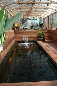 Inspirations Modern Indoor Fish Pond Design To Decoration Your Home Indoor  Koi Fish Pond Design With