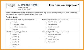 Patient Satisfaction Survey Questionnaire Free Download ...