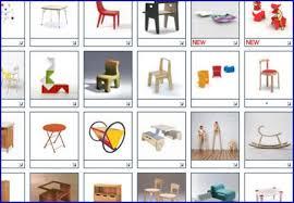 Hans Wegner Children s Furniture Daddy Types