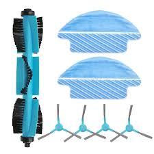 <b>Roller Brush Side</b> Brushes for Cecotec Conga 3090 Vacuum ...