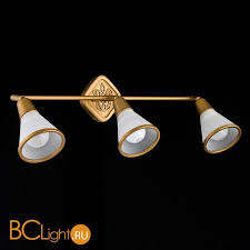 <b>Спот</b> (точечный светильник) <b>Maytoni</b> Luther <b>SP008</b>-<b>CW</b>-<b>03</b>-<b>G</b>