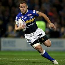 Rob Burrow will retire from Leeds and leave legacy for the little guy    Leeds Rhinos   The Guardian