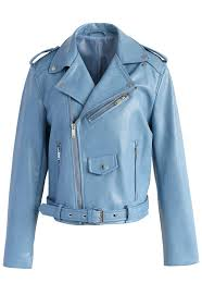more views undeniably chic faux leather biker jacket
