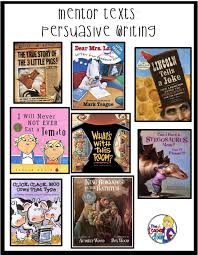 writing to persuade in steps once i know the kids can write a reasonably good essay then we can add the persuasive aspect a little more easily