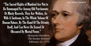 Alexander Hamilton Quotes Fascinating Liberty Quotes