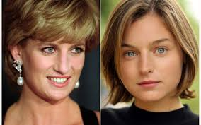 Who is Emma Corrin, the young actress cast as Lady Diana Spencer in The  Crown?
