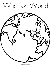 Small Picture coloring pages of the world the world coloring pages children
