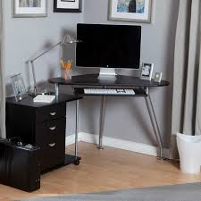 office desk for small spaces. Contemporary Office Glass Computer Desks For Small Spaces Impressive Desk Ideas Designs 17 Intended Office M