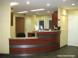 medical office desks dental interior design pixels front desk ideas reception and areas used furniture dallas tx