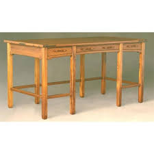 View a Larger Image of Woodworking Project Paper Plan to Build Aurora Table  Desk, AFD341