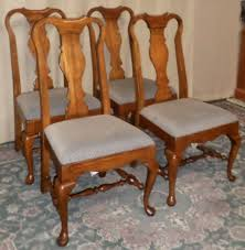 Pennsylvania House Dining Room Table Chairs Blues Antiques Arts And Collectibles