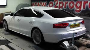 Test Dyno Audi A5 2.7 TDI 190ch 2010 (réel 200)@258ch ...