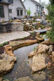 Backyard Ponds 281 Best Garden Ponds Waterfalls And Features Images On Pinterest