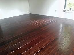 dark solid wood flooring uk