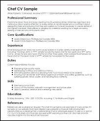 Resume Template English Cv Word Free Uk Microsoft