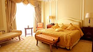Small Bedroom Curtains Edwardian Bedroom Decor With Tie Back Curtains And Small Bedroom