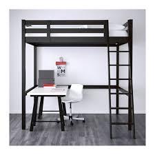 Image Modern Minimalist Ikea StorÅ Loft Bed Frame Ikea