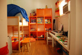 Astounding Kids Bedroom Using Ikea Interior Design Show Impressive ...