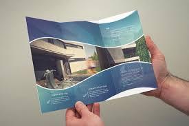 Tri Fold Brochure Templates Free Psd Free Trifold Brochure Templates