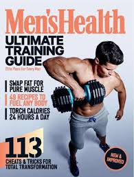 men s health new ultimate guide