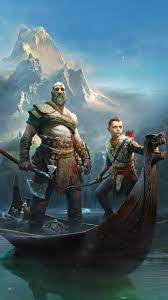 God of War Kratos and Atreus Wallpapers ...
