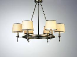 drum shade chandelier drum shade chandeliers shades of light with regard to chandelier within idea