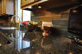 black granite countertops with tile backsplash. Black Granite Countertops With Tile Backsplash Fair Software Decoration For Set R
