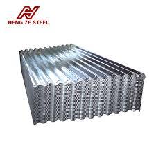 galvanized corrugated
